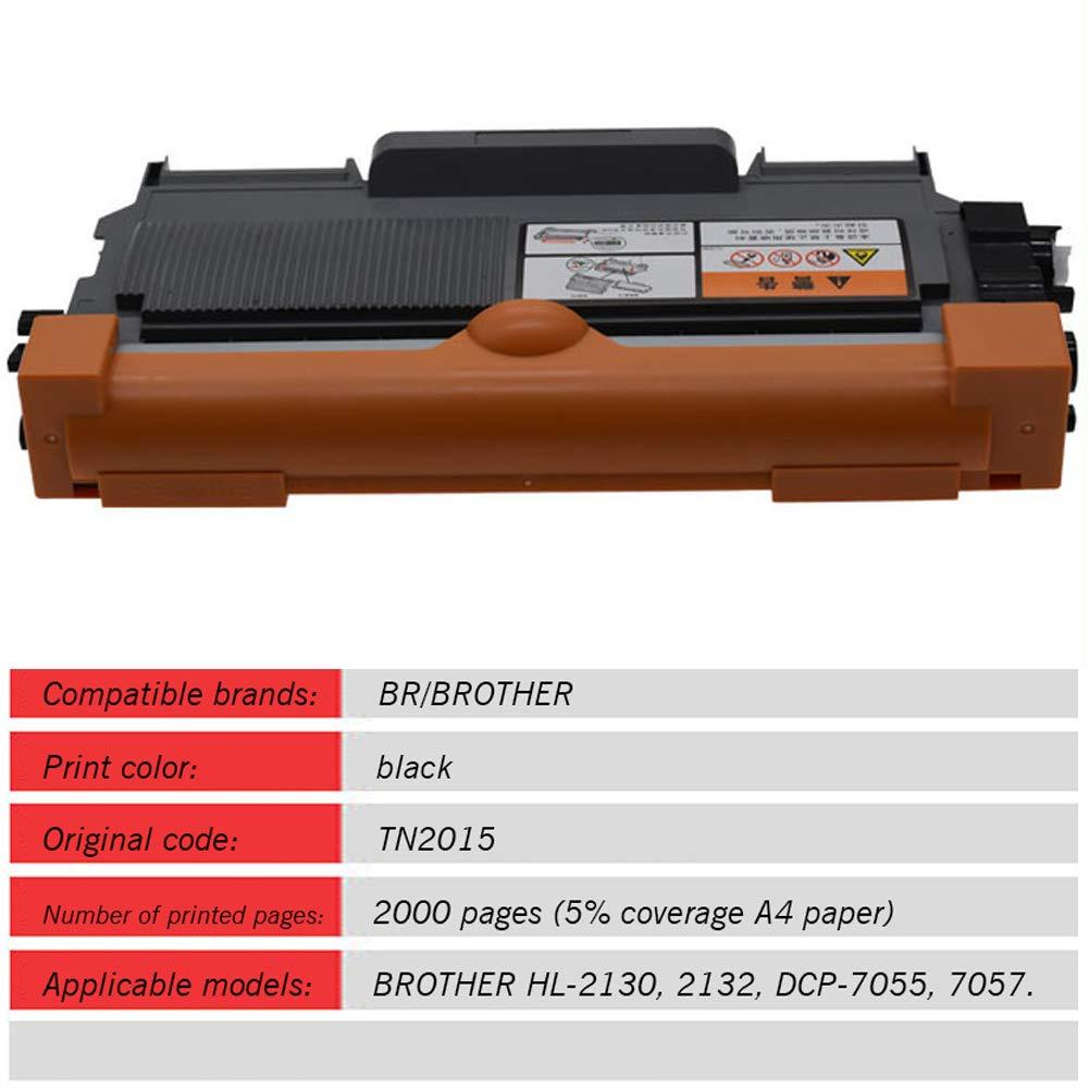 NOCTIC FPME TN2015 - Cartuchos de tóner compatibles con ...