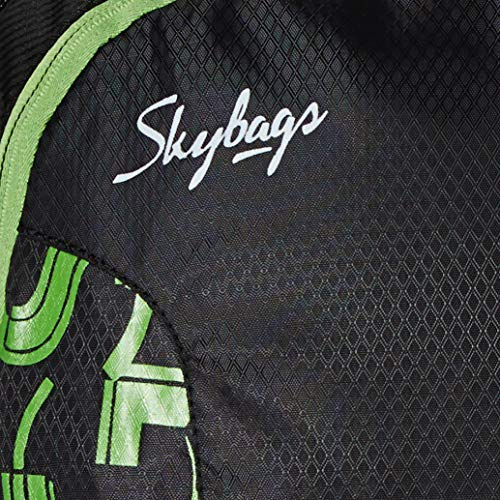 Skybags Brat 11 Black 25 ltrs Casual Backpack