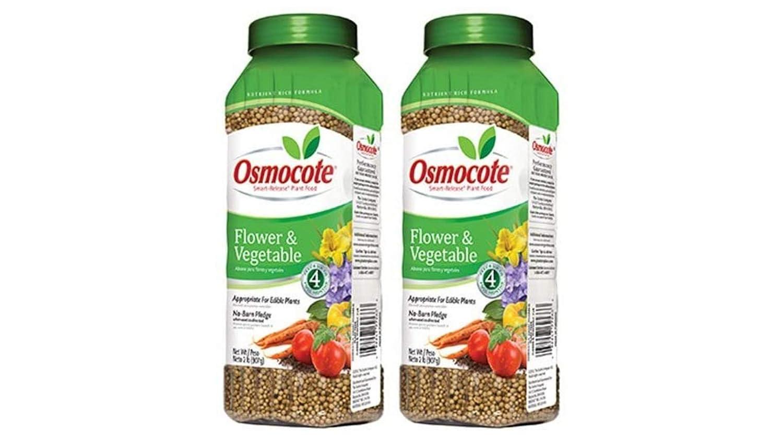 Osmocote Smart-Release Plant Food Flower & Vegetable, 2 lb. - 2 Pack