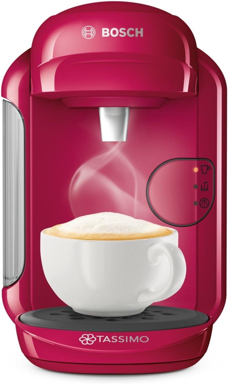 Bosch TAS1401 - Tassimo Vivy 2, Cafetera Automática de Cápsulas ...