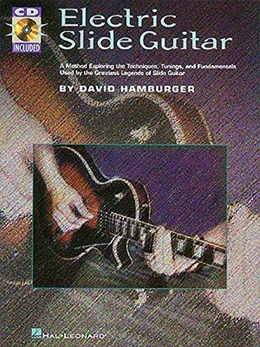 Electric Slide Guitar Book CD