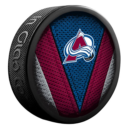 NHL Colorado Avalanche 510an000573Souvenir Puck 510AN000573