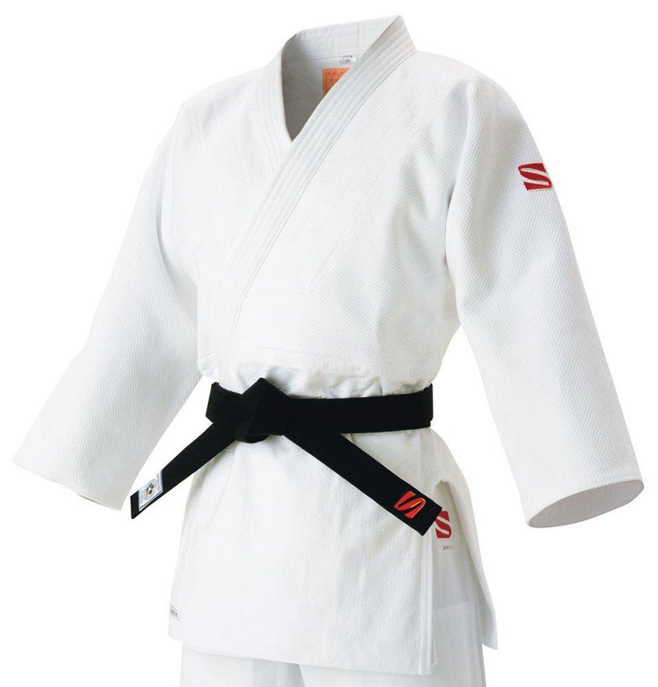 九桜 JOA 上級者試合用 上衣のみ 3Fサイズ JOAC3F ホワイト 3F号