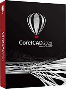 CorelCAD 2020 | Design and Drafting Software [PC/Mac Disc]
