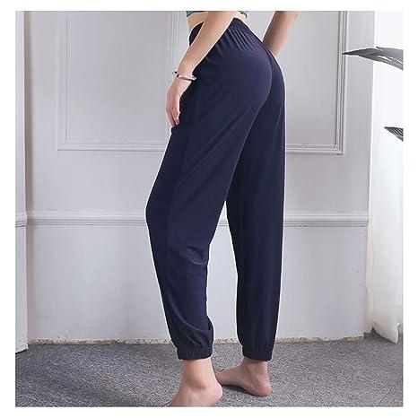 ZMJY Pantalones Deportivos para Mujeres, Pantalones de Yoga ...
