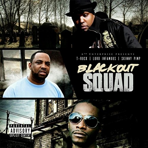 Blackout Squad [Explicit]