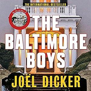 The Baltimore Boys Audiobook
