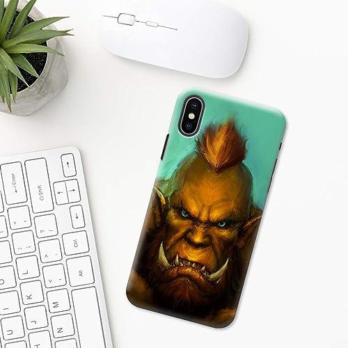 Orcs iPhone case XR 11 X XS MAX Pro 8 7 Plus 6 6s 5 5s SE 2020 ten ...