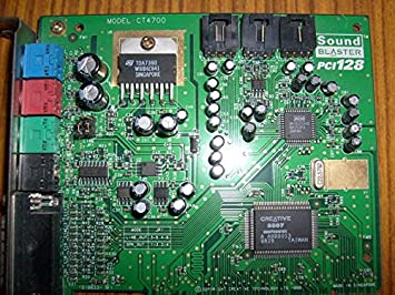 Amazon.com: Ensoniq ES1371 audiopci ES1371 tarjeta de sonido ...