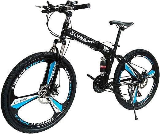 Dapang Bicicleta de montaña Marco de Acero de 27 velocidades 26 ...