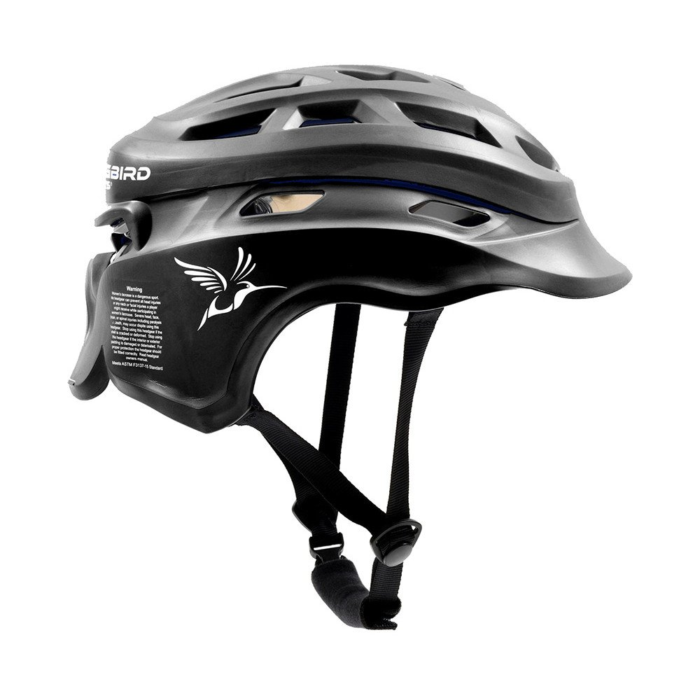Hummingbird Sports Girls Ladies Lacrosse Helmet Headgear