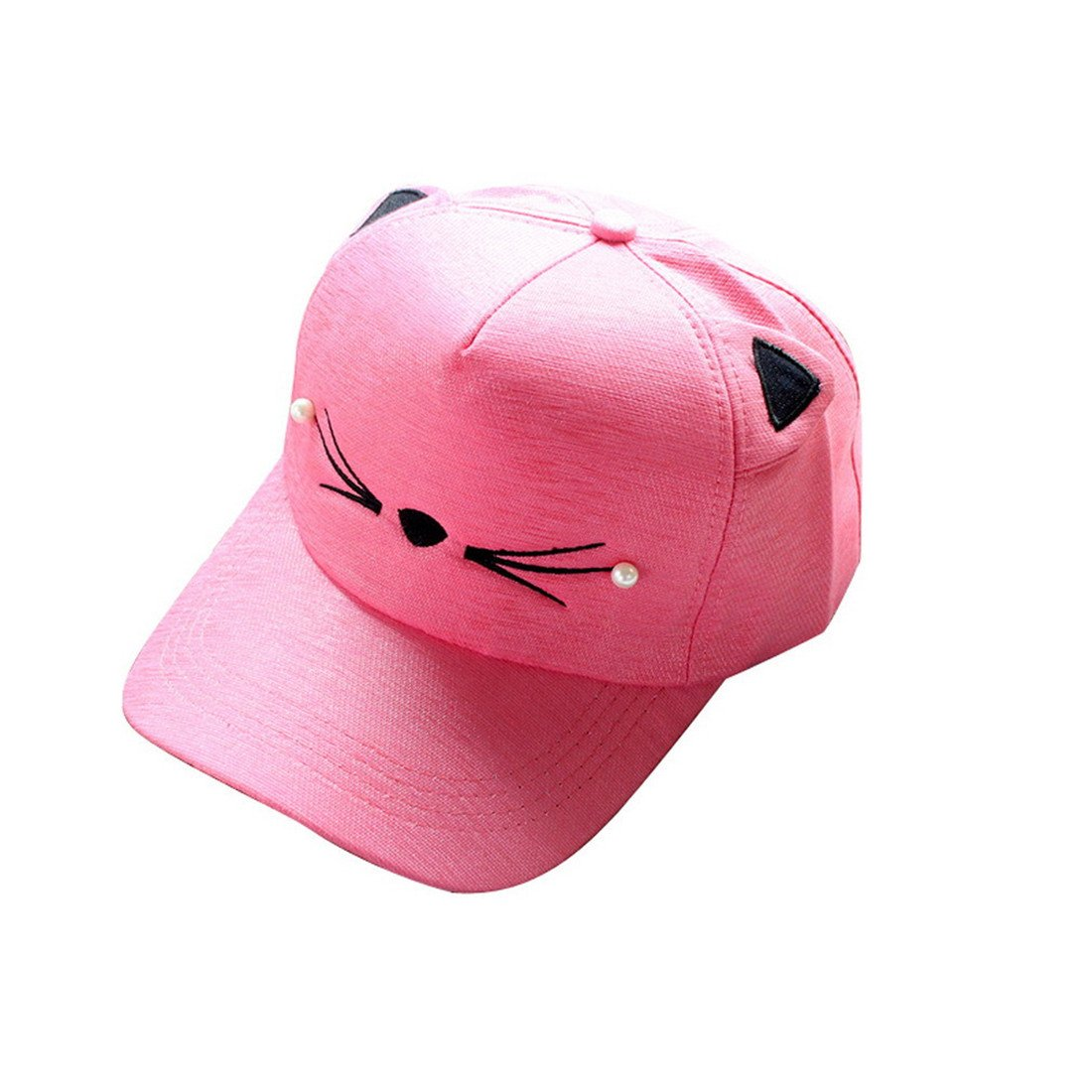 ACVIP Baby Kids Cat Face Shape Baseball Hat