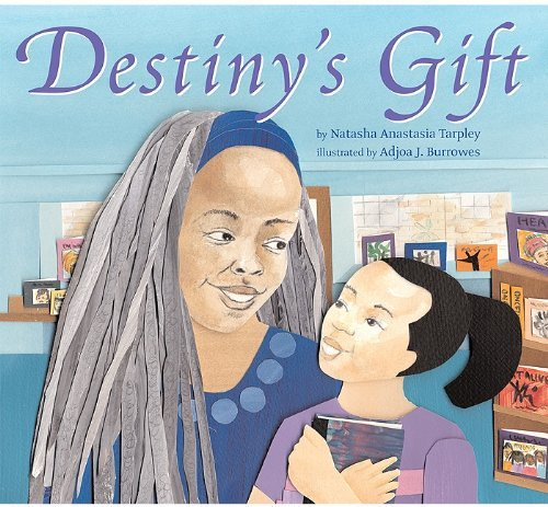 Books : Destiny's Gift by Natasha Anastasia Tarpley (2010-09-30)
