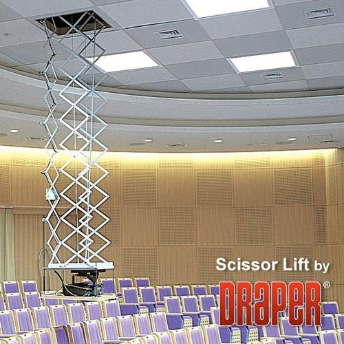 Draper Scissor Lift SL6 - Mounting kit ( electric lift Draper Scissor Projector Lift