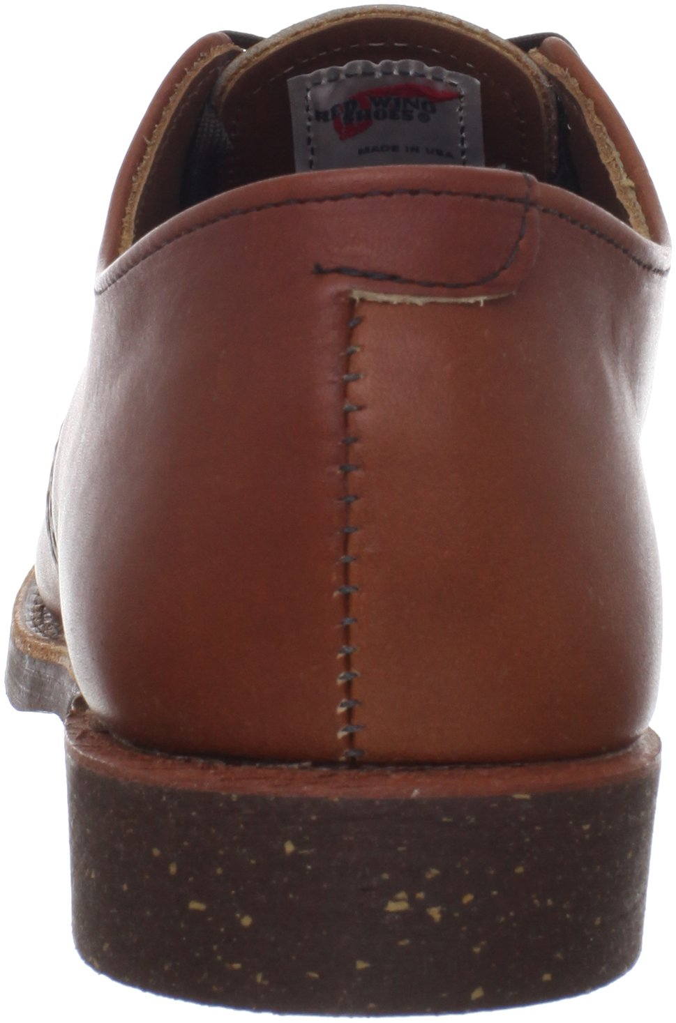 Red Wing Heritage Men's Work Oxford Shoe,Brick,10 D(M) US by Red Wing (Image #2)