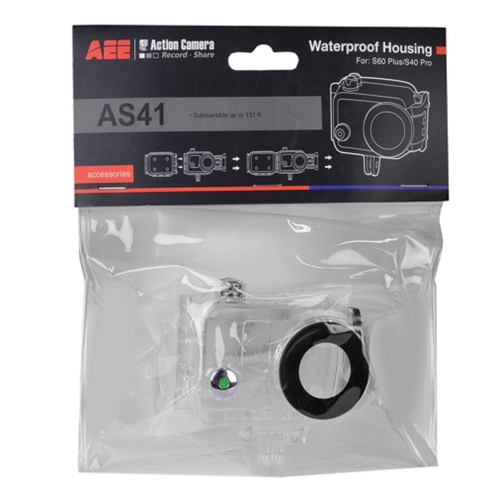 Amazon.com : AEE 40m Water proof housing for S60+ and S40Pro ...