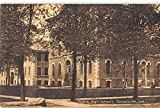 Kendallville Indiana Public High Schools General View Antique Postcard V12103