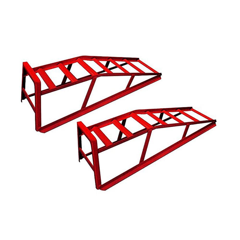 Autoselect 507047 2 rampes de Levage Mini-Pont 1 Tonne