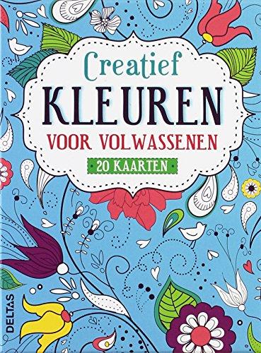 Creatief kleuren voor volwassenen - 20 kaarten (Dutch Edition)