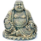 Mini Sitting Buddha Ornament Deco Replica
