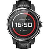 Ceramic Bezel Smart Watch, 3G Smartwatch with SIM Card Slot GPS,Ultra-Long