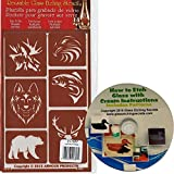 Wild Animal Over 'N' Over Reusable Stencils