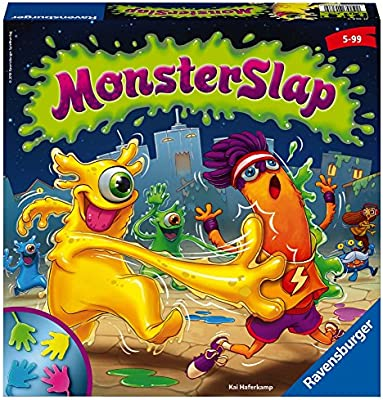 Ravensburger Monster Slap, Multicolor (21368): Amazon.es: Juguetes ...
