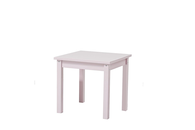 Hoppekids MADS Kinder Tisch, Holz, Rose Children table