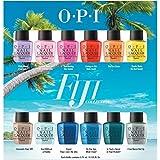 OPI Fiji Nail Polish Collection 2017 - 12 Piece Lacquer Set (12 x 3.75ml)