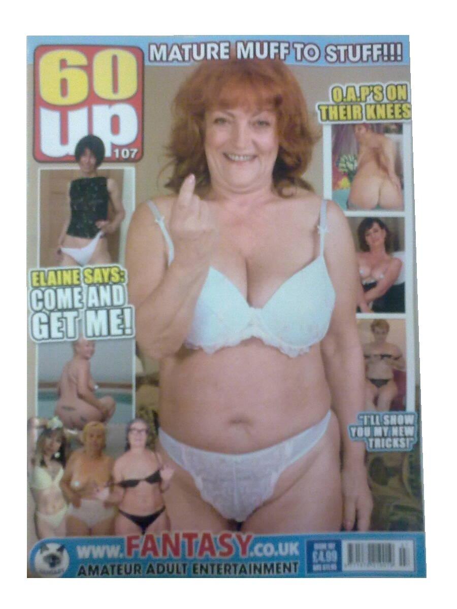 Mature magazine pics