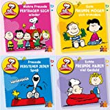 Mini-Bücher Peanuts 5-8 (4er Set)