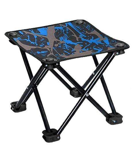 Enjoyable Amazon Com Yojdtd Stool Folding Stool Outdoor Travel Bralicious Painted Fabric Chair Ideas Braliciousco