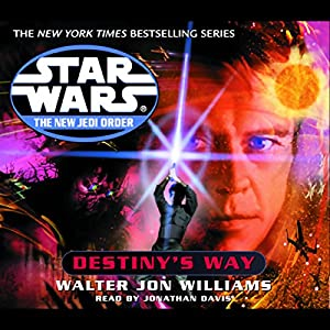 Star Wars: The New Jedi Order: Destiny's Way Hörbuch