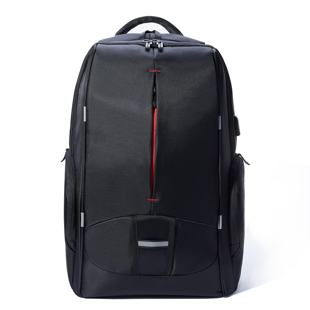 Laptop bags korea - 17 3 Inch Laptop Backpack With Usb Port Kalidi Waterproof Rucksack Lightweight Notebook Bag Hiking Knapsack