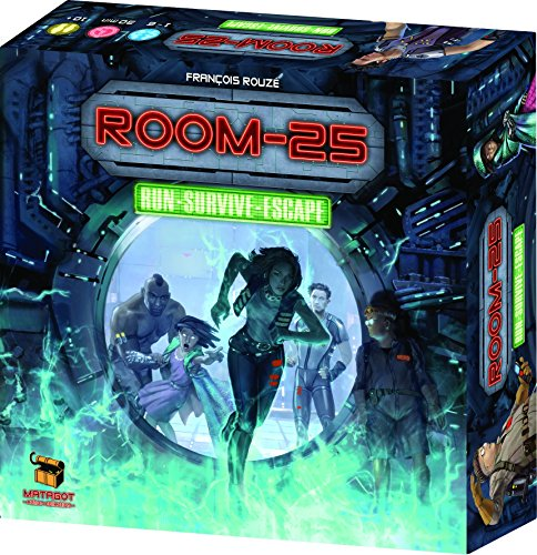 Room 25 Board Game