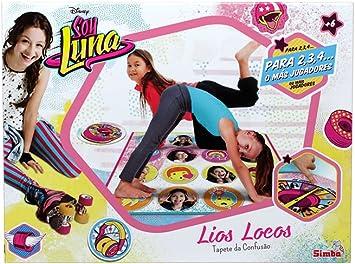 Soy Luna - Juego líos Locos (Simba Dickie 9410004): Amazon.es: Juguetes y juegos