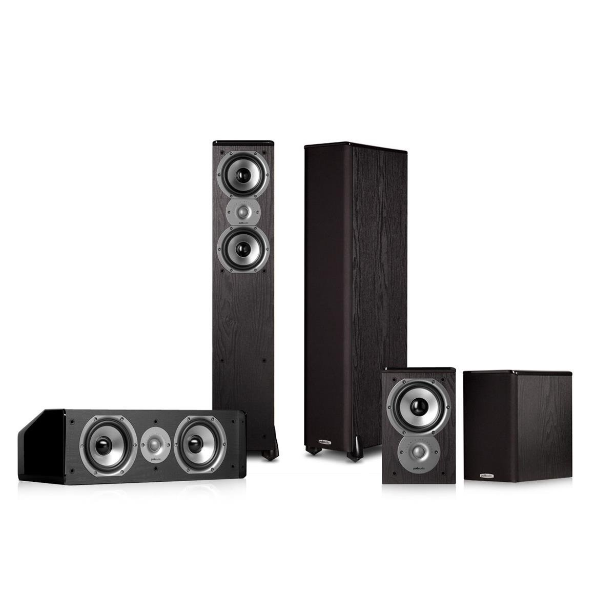 Polk Audio TSi300 5.0 Home Theater Speaker