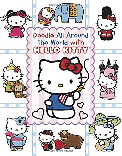 Doodle All Around the World with Hello Kitty pdf