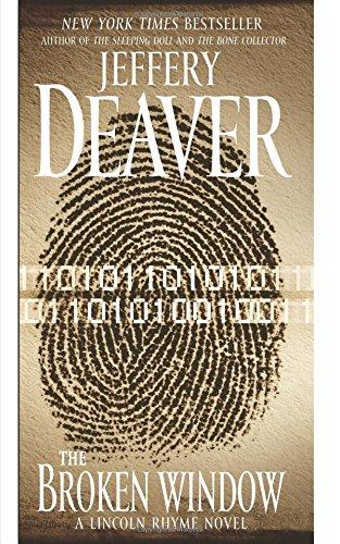 Read Online The Broken Window: A Lincoln Rhyme Novel PDF