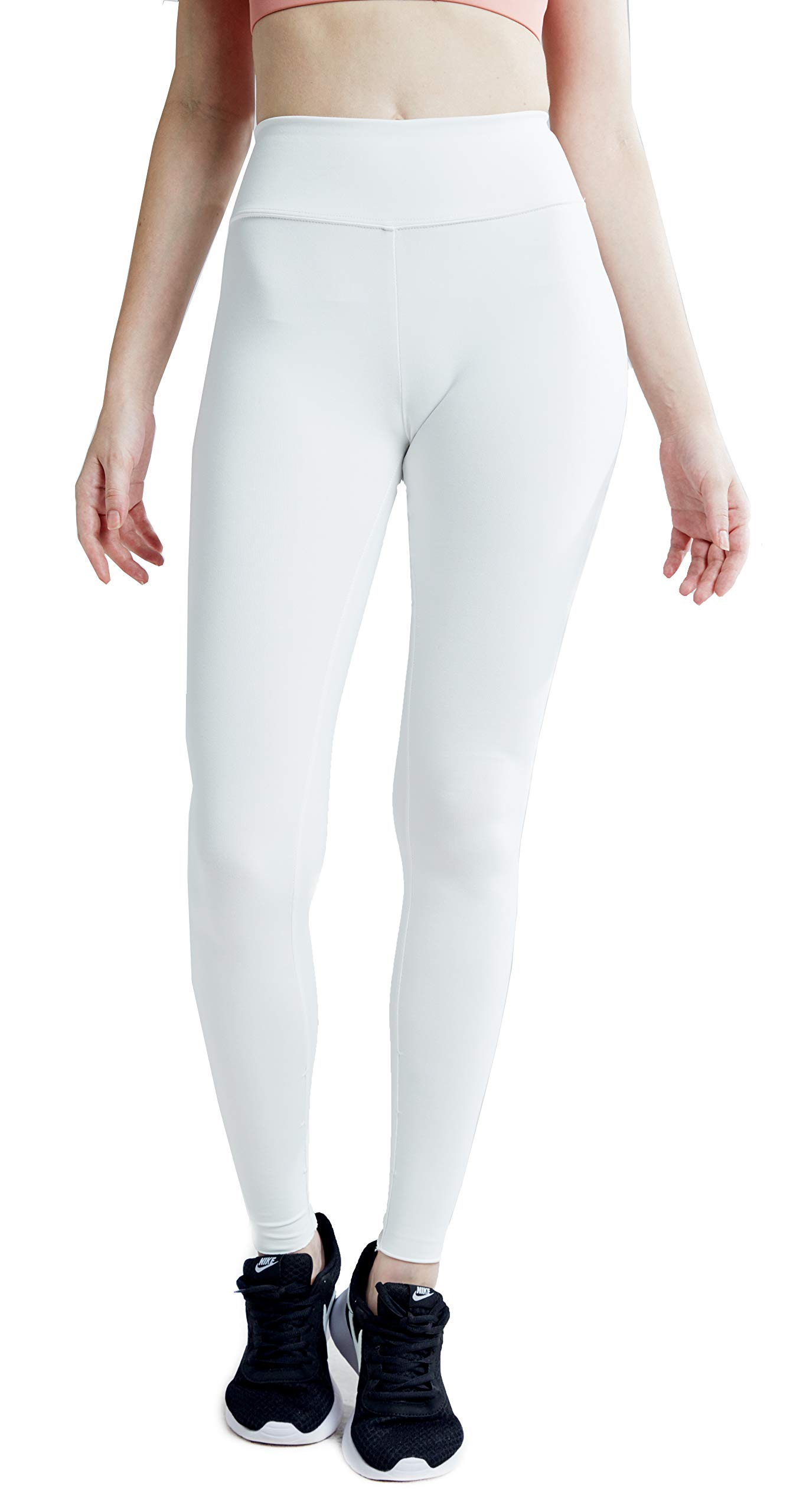 1b88ca8aeee1f Sunzel High Waisted Leggings, Women Soft Yoga Pants with Pocket for Gym  Workout Athletic product