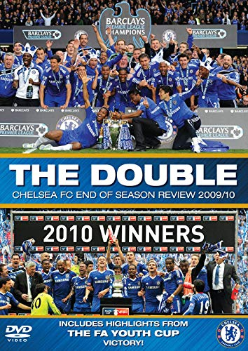 Chelsea FC End of Season Review 2009/10 (Will Not Work With A USA DVD Player)
