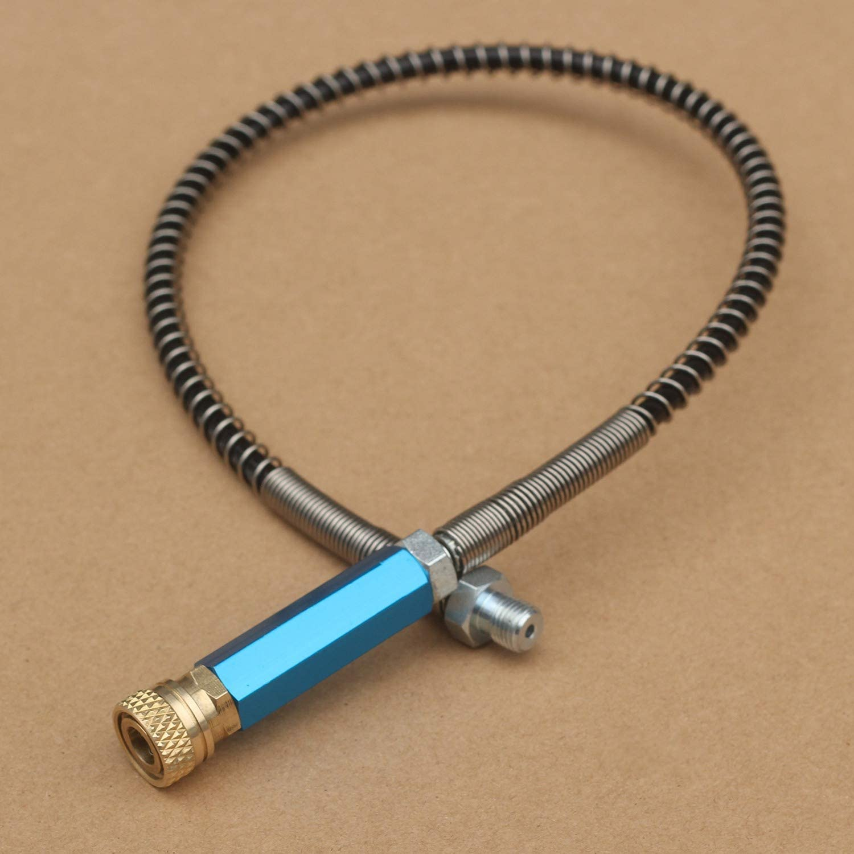 Cikuso Luftkompressor Verbindungsrohr Luftfilter M10X1 ?l Wasserabscheider 30Mpa 4500Psi 300Bar