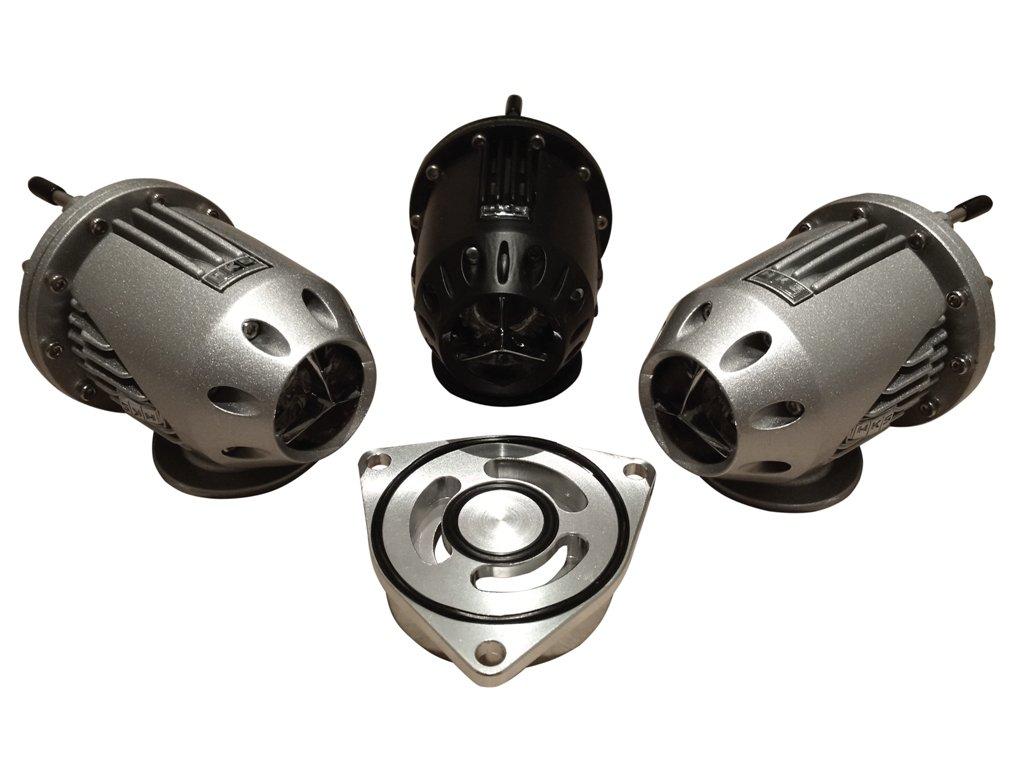Complete Blow Off Valve Kit Hyundai Genesis Coupe, Sonata, Veloster HKS SSQV BOV Brida: Amazon.es: Coche y moto