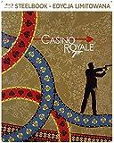 CASINO ROYALE (STEELBOOK) [Blu-Ray] [Region B] (IMPORT) (No hay versión española)