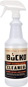 The Bucko Soap Scum and Grime Cleaner - 32oz Bottle with Sprayer