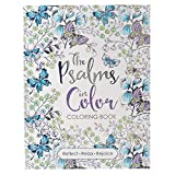'The Psalms in Color' Inspirational Adult Coloring Book