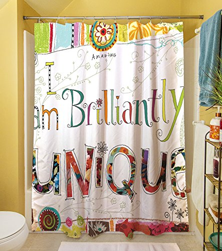 Amazon Manual Woodworkers Weavers Shower Curtain Brilliantly Unique Home Kitchen