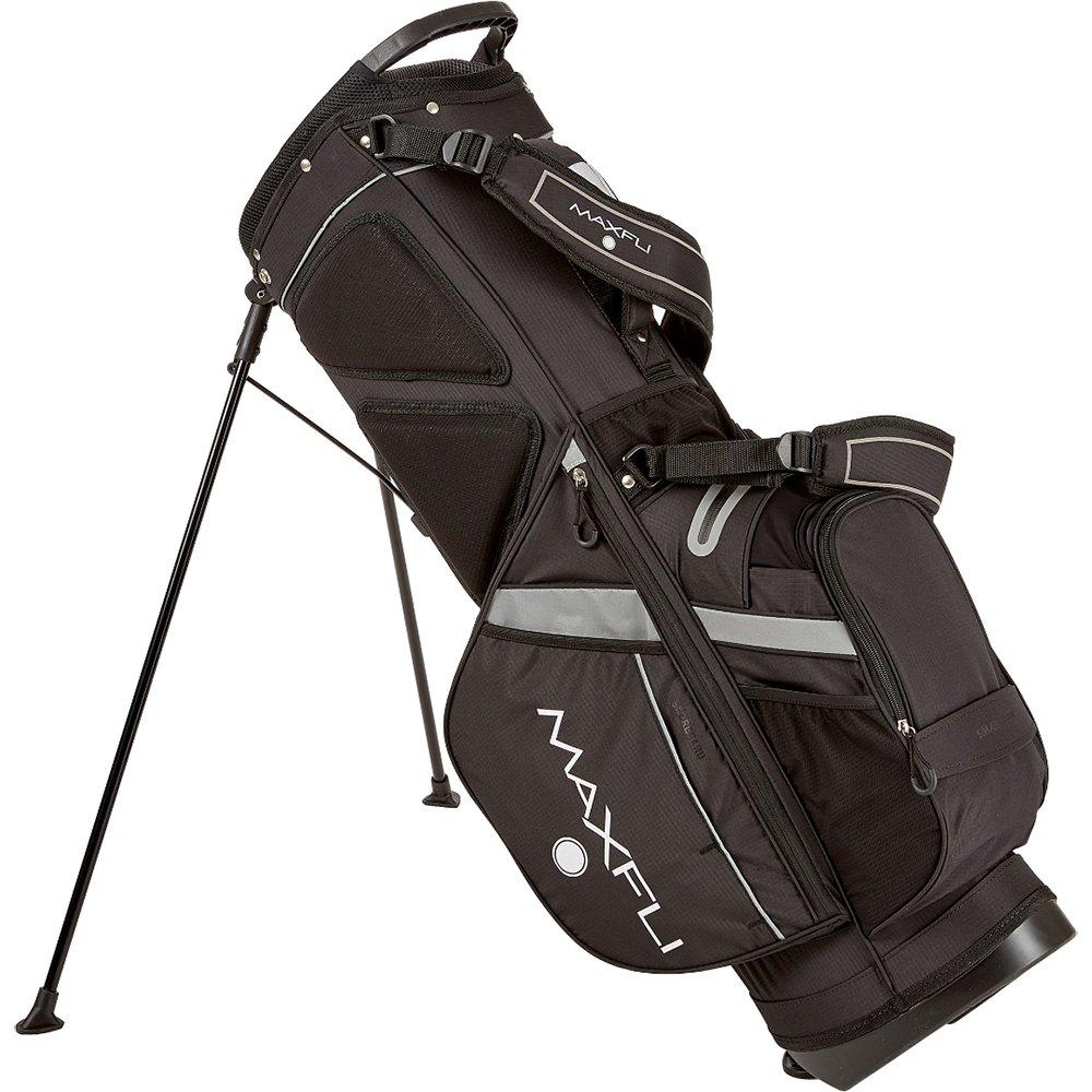 Maxfli Honors Stand Golf Bag (Black)