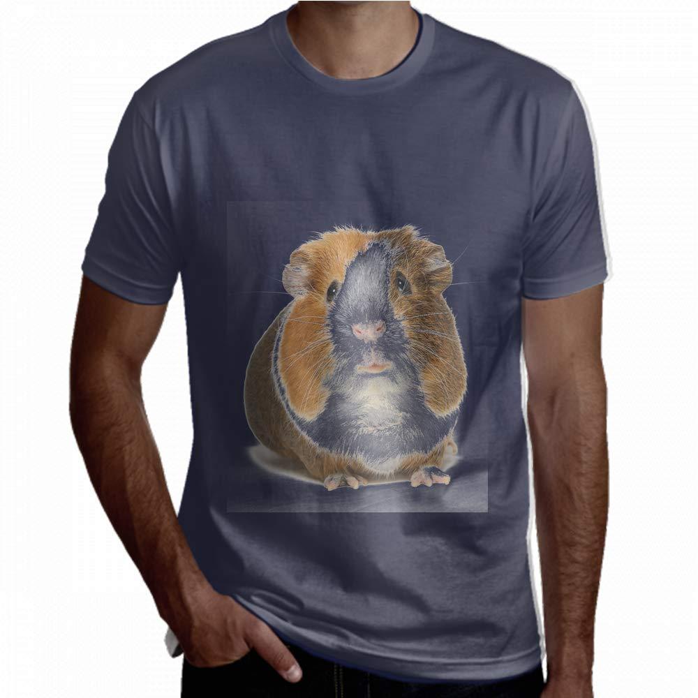 Summer Tee Kawaii Cute Guinea Pig Family Short Sleeve T-Shirt XL T-Shirt