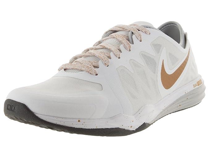 Dual Impresiã³n Pltnm Wlf Blanca Fusiã³n Tr3 Gld Mtllc Pr Nike gqxd4pwq